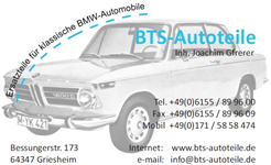 BTS-Autoteile