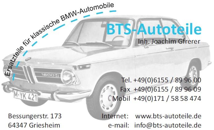 Home - BTS-Autoteile